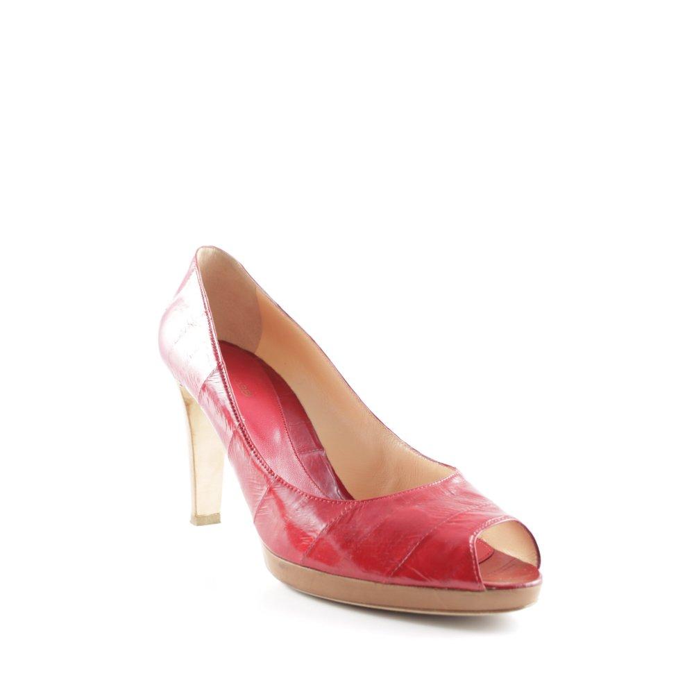 SERGIO ROSSI Tacco alto rosso scuro Donna Taglia IT 40 Dcollet Calzature donna