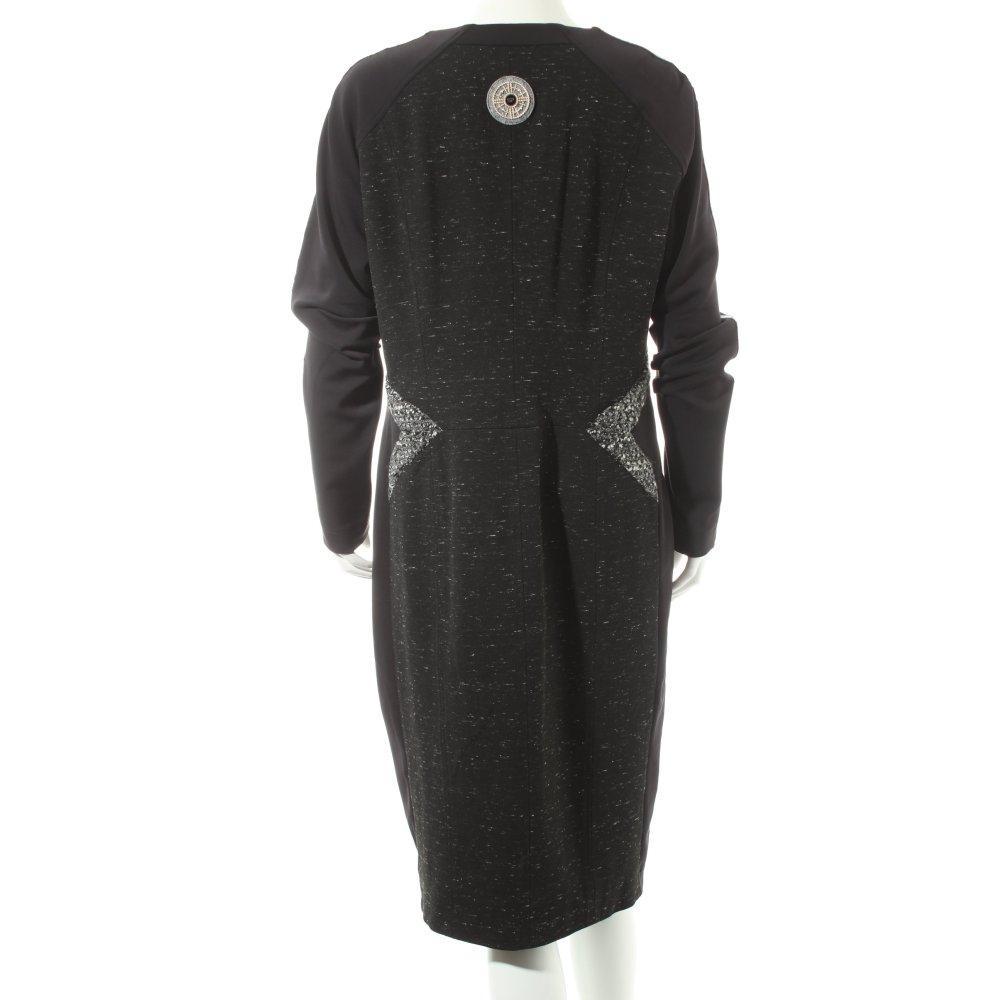 sportalm etuikleid laxford damen gr de 44 schwarz kleid dress ebay. Black Bedroom Furniture Sets. Home Design Ideas