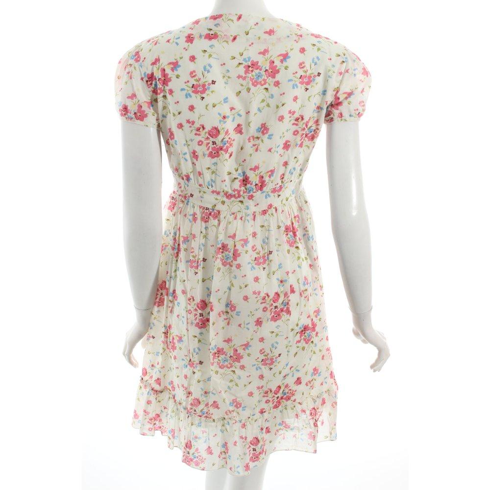 Stefanel kleid blumenmuster klassischer stil damen gr de for Klassischer stil