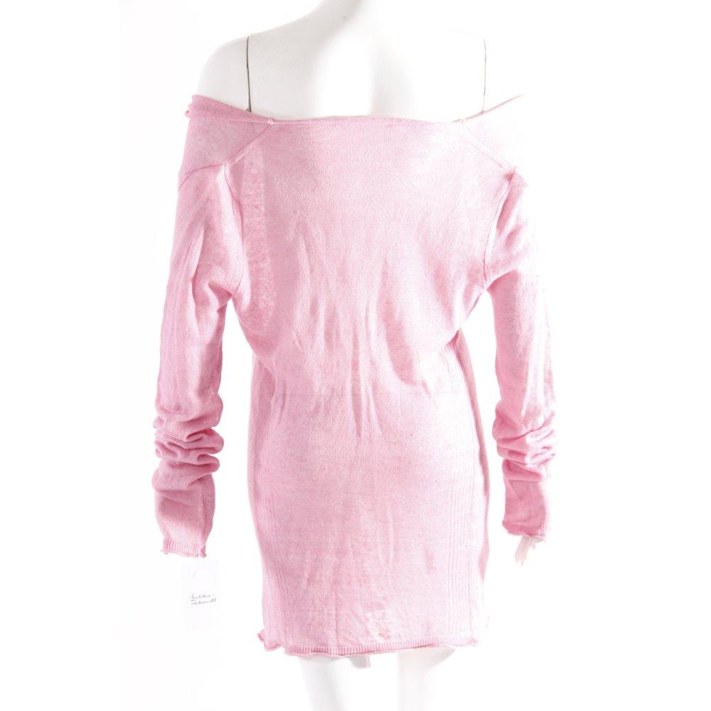 stefanel pullover pink damen gr de 38 sweater ebay. Black Bedroom Furniture Sets. Home Design Ideas