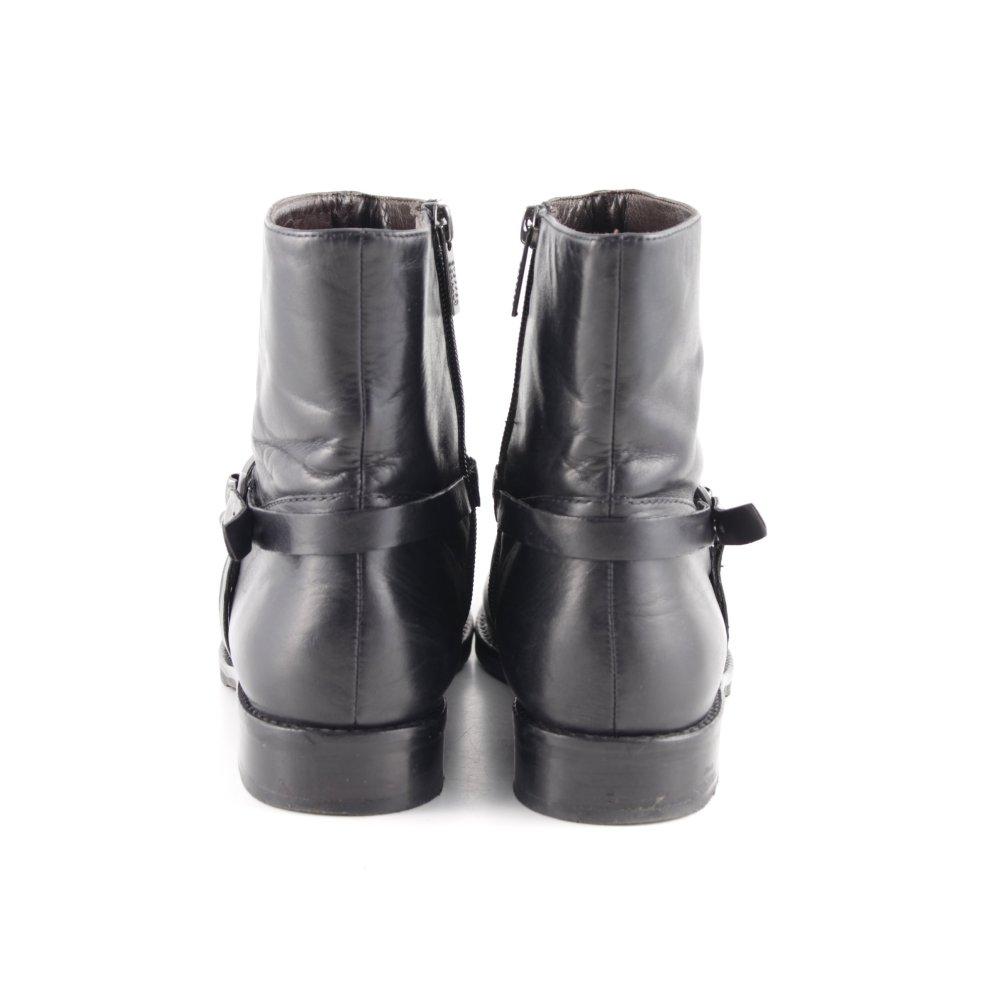 steffen schraut ankle boots schwarz elegant damen gr de. Black Bedroom Furniture Sets. Home Design Ideas