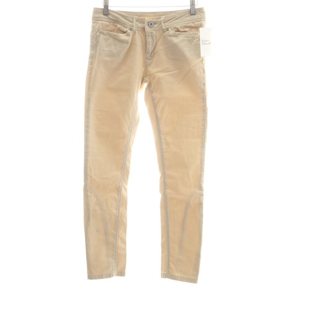 superdry skinny jeans beige casual look damen gr de 36 ebay. Black Bedroom Furniture Sets. Home Design Ideas