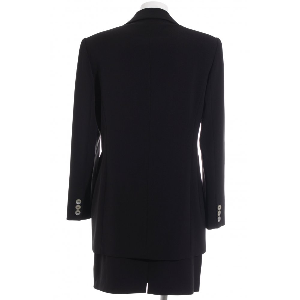 taifun kost m schwarz elegant damen gr de 38 anzug suit. Black Bedroom Furniture Sets. Home Design Ideas
