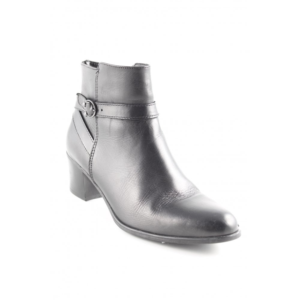 tamaris ankle boots schwarz casual look damen gr de 39. Black Bedroom Furniture Sets. Home Design Ideas