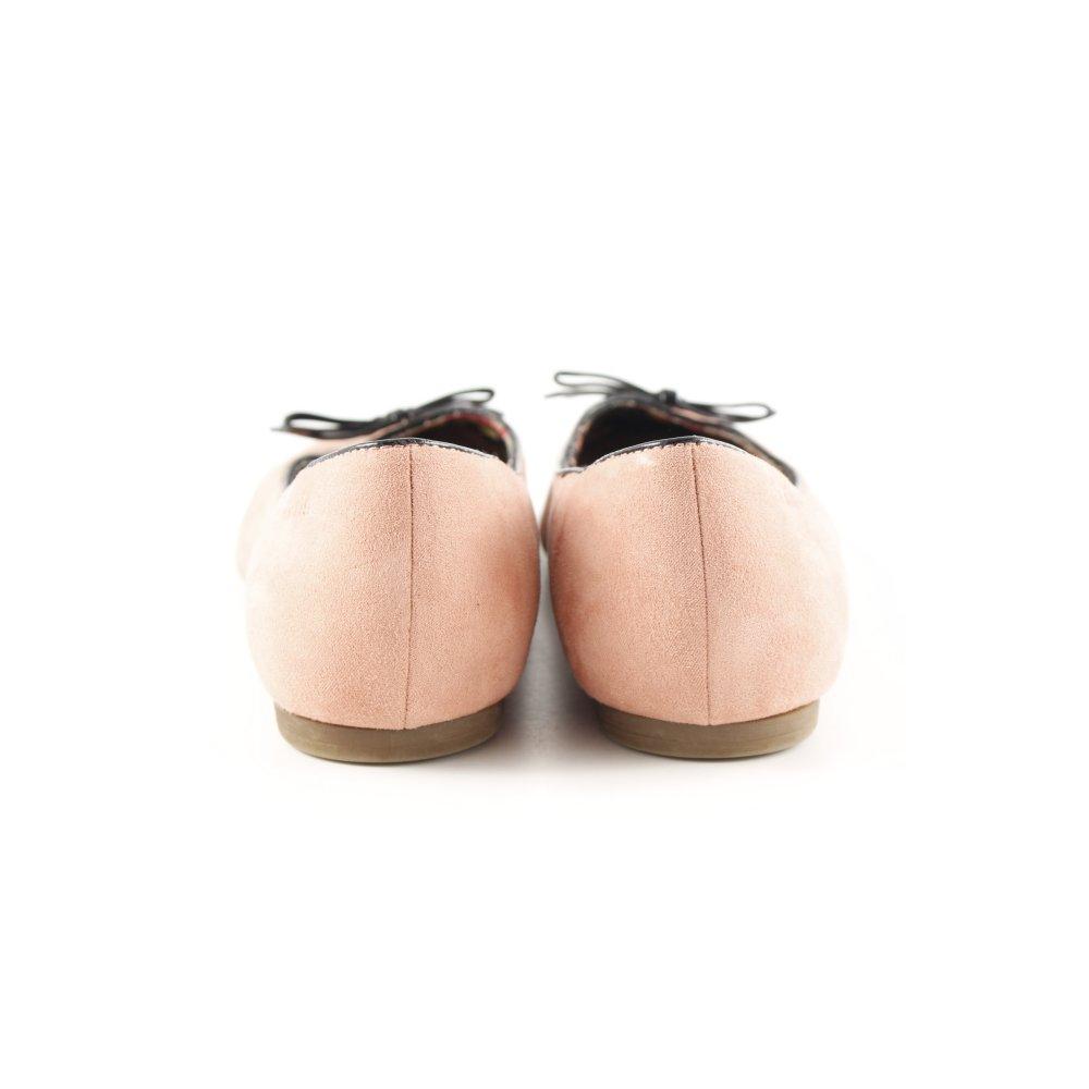 Details zu TAMARIS faltbare Ballerinas nude Business Look Damen Gr. DE 36 Damenschuhe