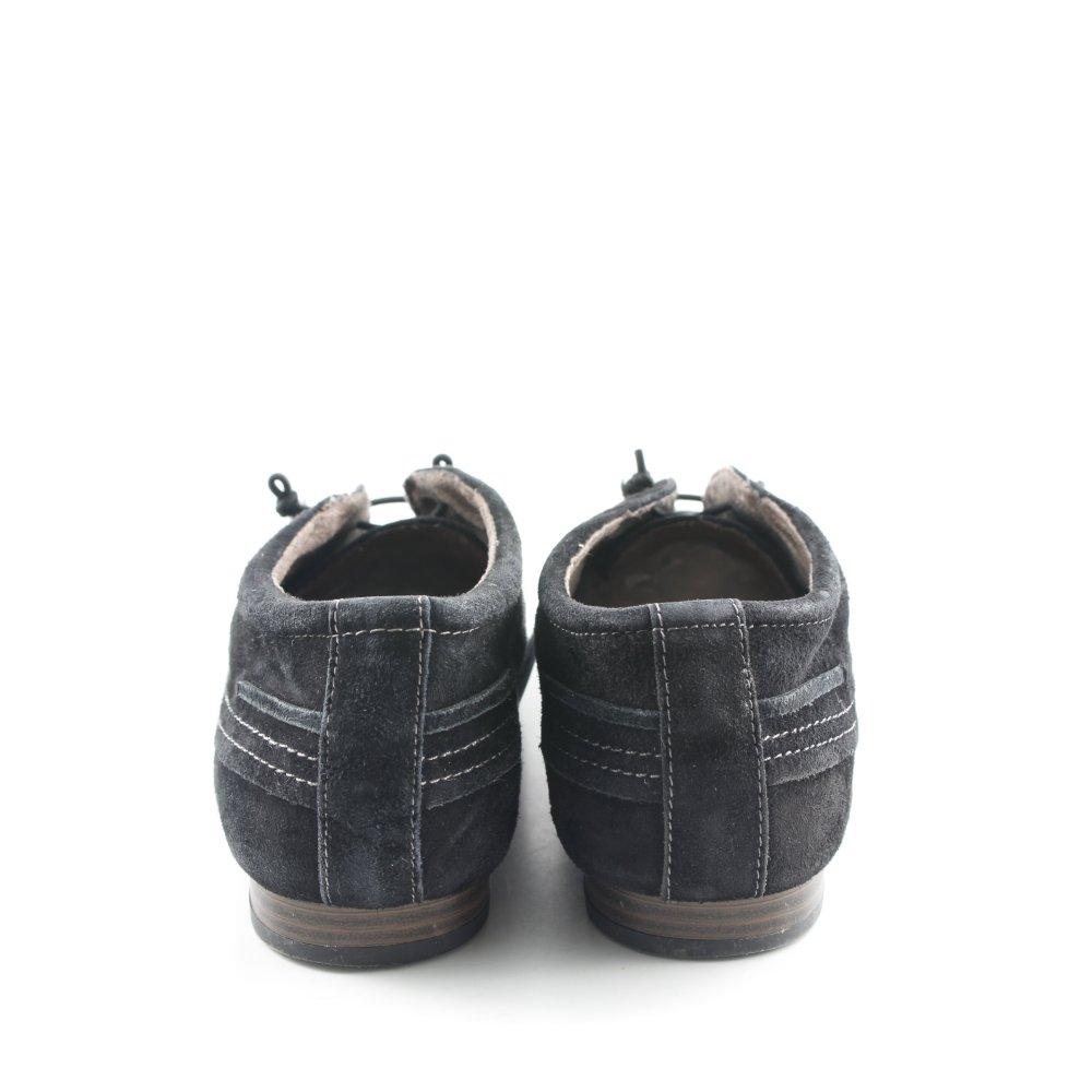 TAMARIS MOKASSINS SCHWARZ Casual Look Damen Gr. DE 39 Schuhe