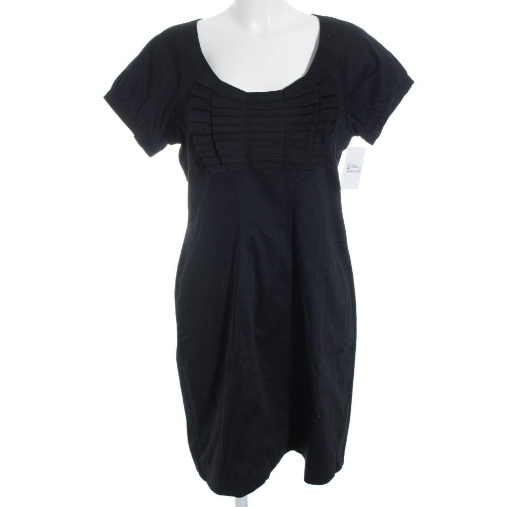ted baker minikleid schwarz elegant damen gr de 40 kleid. Black Bedroom Furniture Sets. Home Design Ideas
