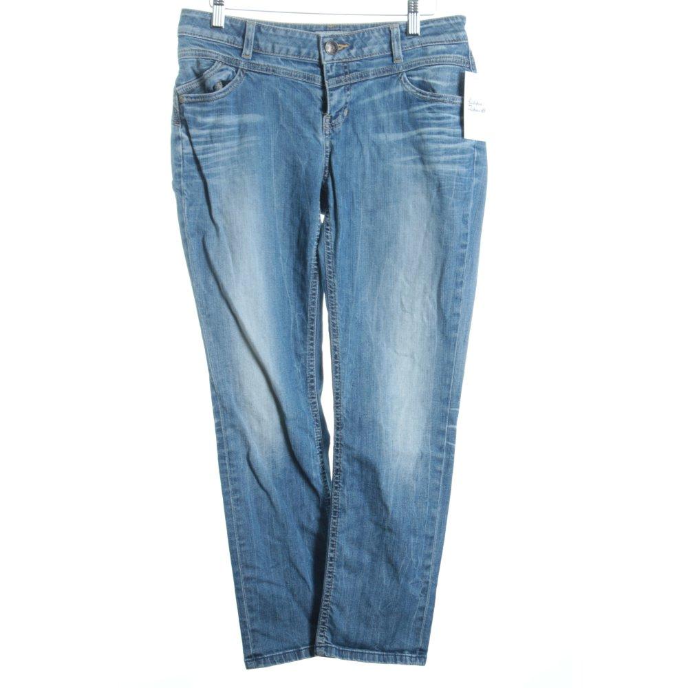tom tailor straight leg jeans alexa damen gr de 36 hellblau. Black Bedroom Furniture Sets. Home Design Ideas