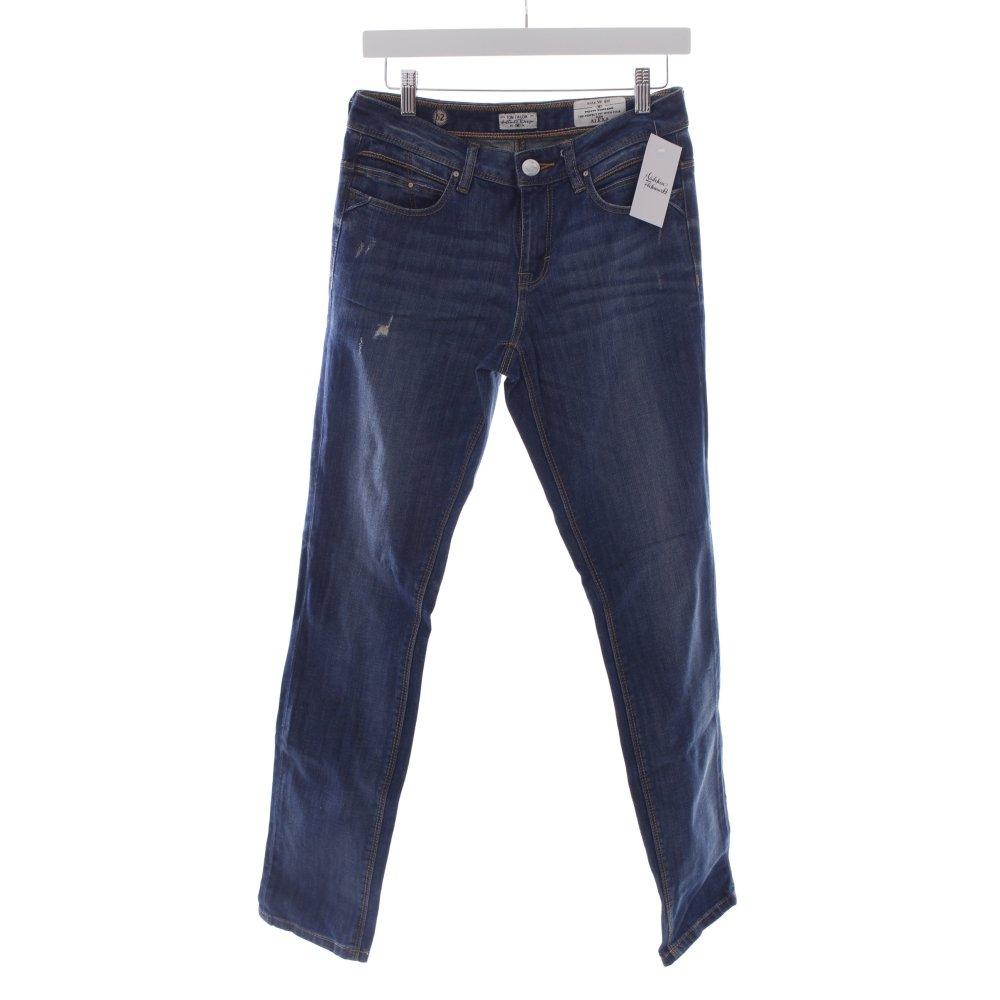 tom tailor straight leg jeans slim alexa damen gr de 36. Black Bedroom Furniture Sets. Home Design Ideas