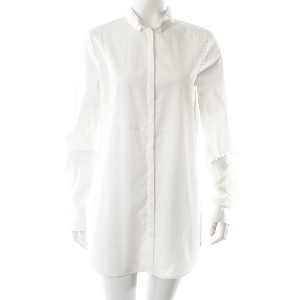 tommy hilfiger shirt blouse cream white women s size uk 10. Black Bedroom Furniture Sets. Home Design Ideas