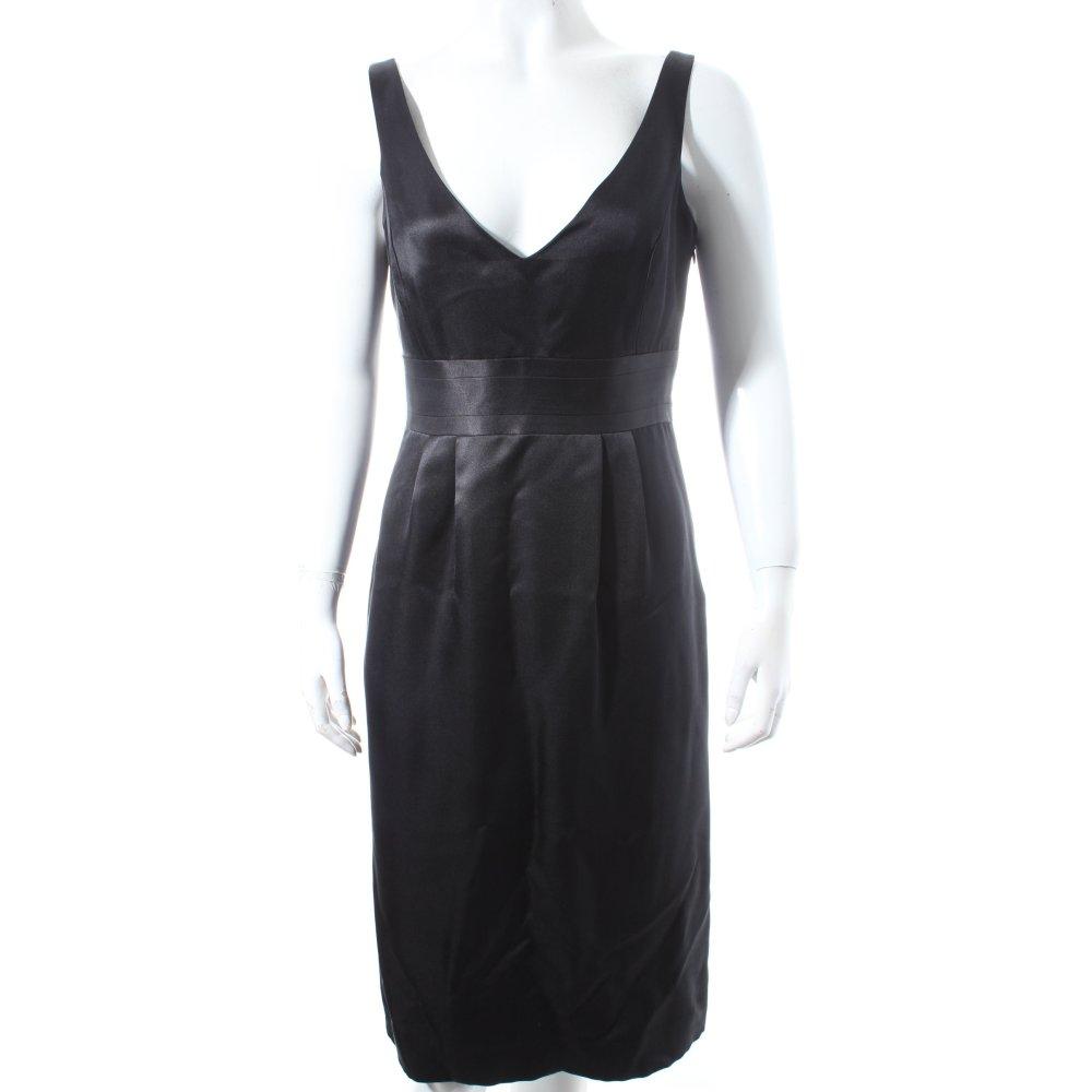 tommy hilfiger dress black women s size uk 10 silk ebay. Black Bedroom Furniture Sets. Home Design Ideas