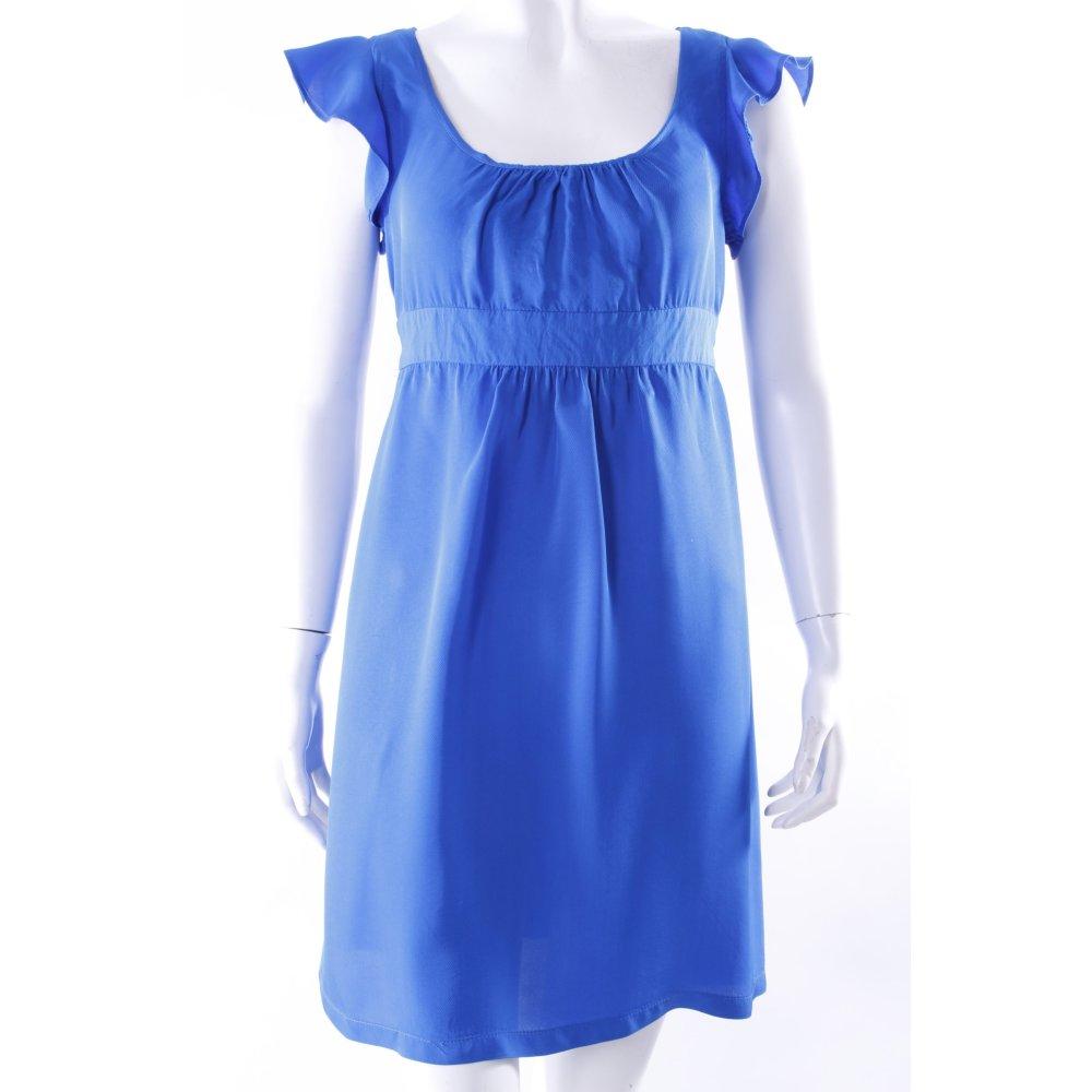 topshop cocktailkleid blau damen gr de 36 kleid dress. Black Bedroom Furniture Sets. Home Design Ideas