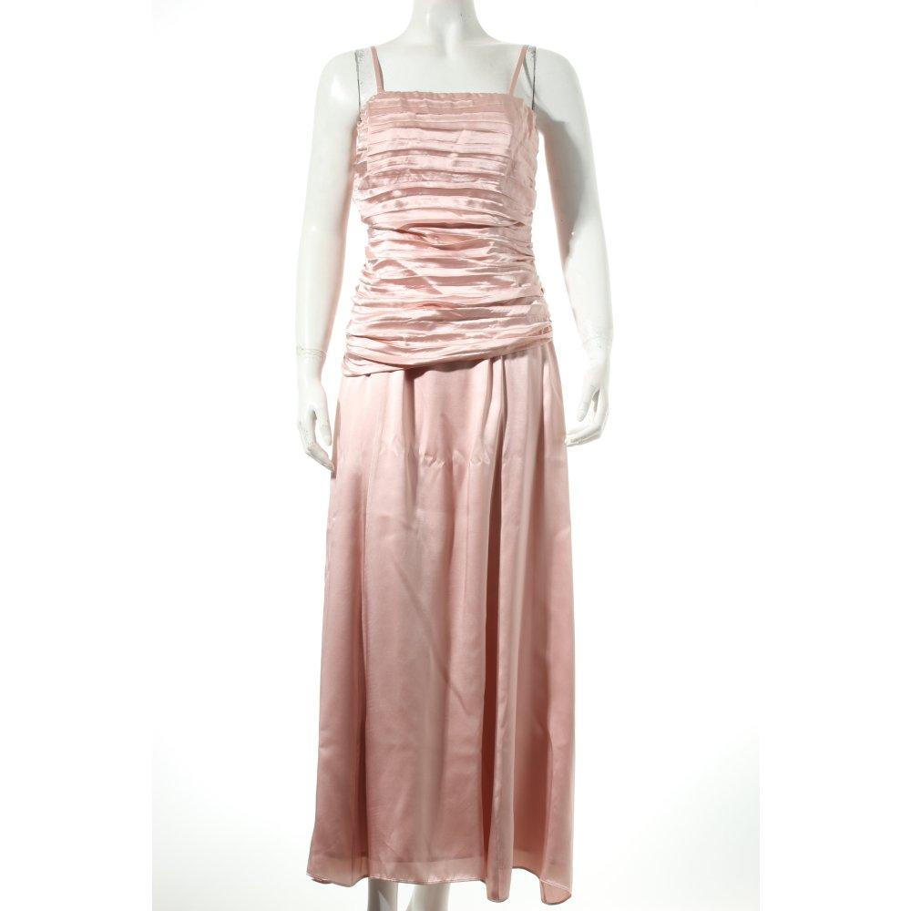 uta raasch abendkleid hellrosa elegant damen gr de 44 kleid dress seide ebay. Black Bedroom Furniture Sets. Home Design Ideas
