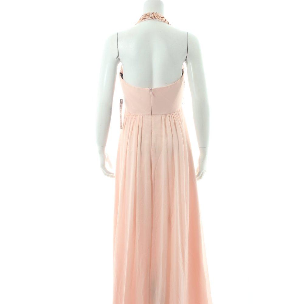 vera mont evening dress light pink elegant women s size uk 8 ebay. Black Bedroom Furniture Sets. Home Design Ideas