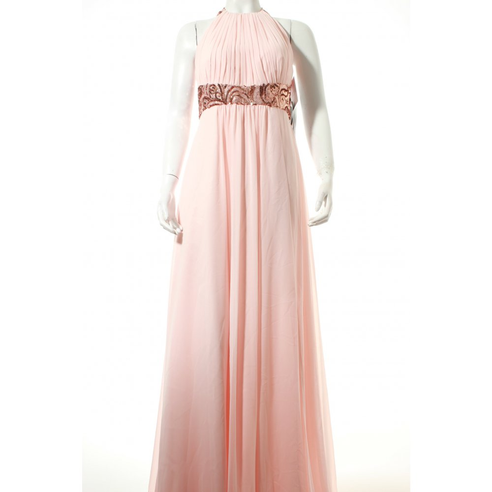 vera mont evening dress light pink elegant women s size uk 10 ebay. Black Bedroom Furniture Sets. Home Design Ideas