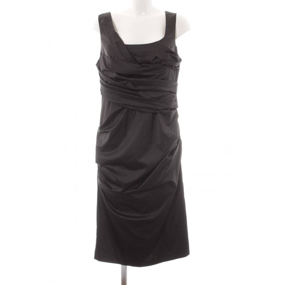 VERA MONT Abendkleid schwarz Elegant Damen Gr. DE 44 Kleid ...