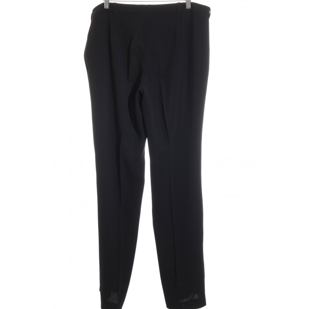 vera mont suit trouser black elegant women s size uk 16 ebay. Black Bedroom Furniture Sets. Home Design Ideas