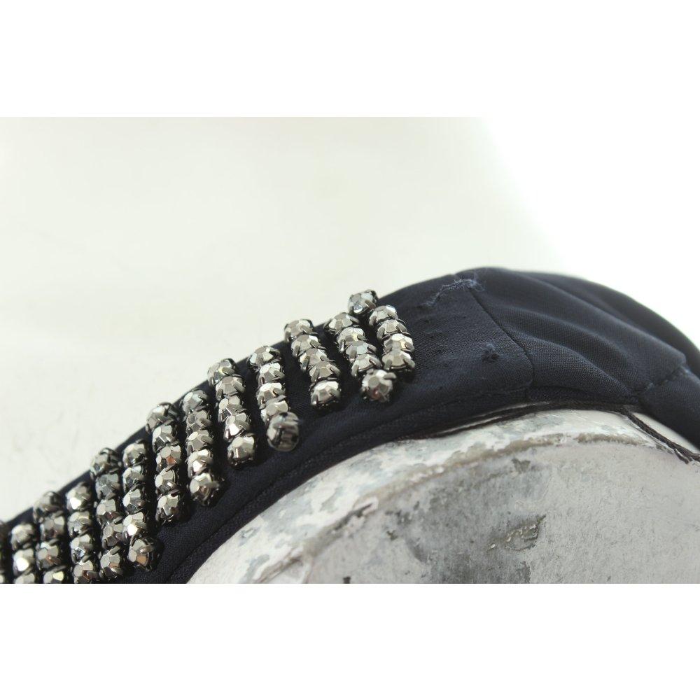 Vera mont cocktailkleid dunkelblau klassischer stil damen for Klassischer stil