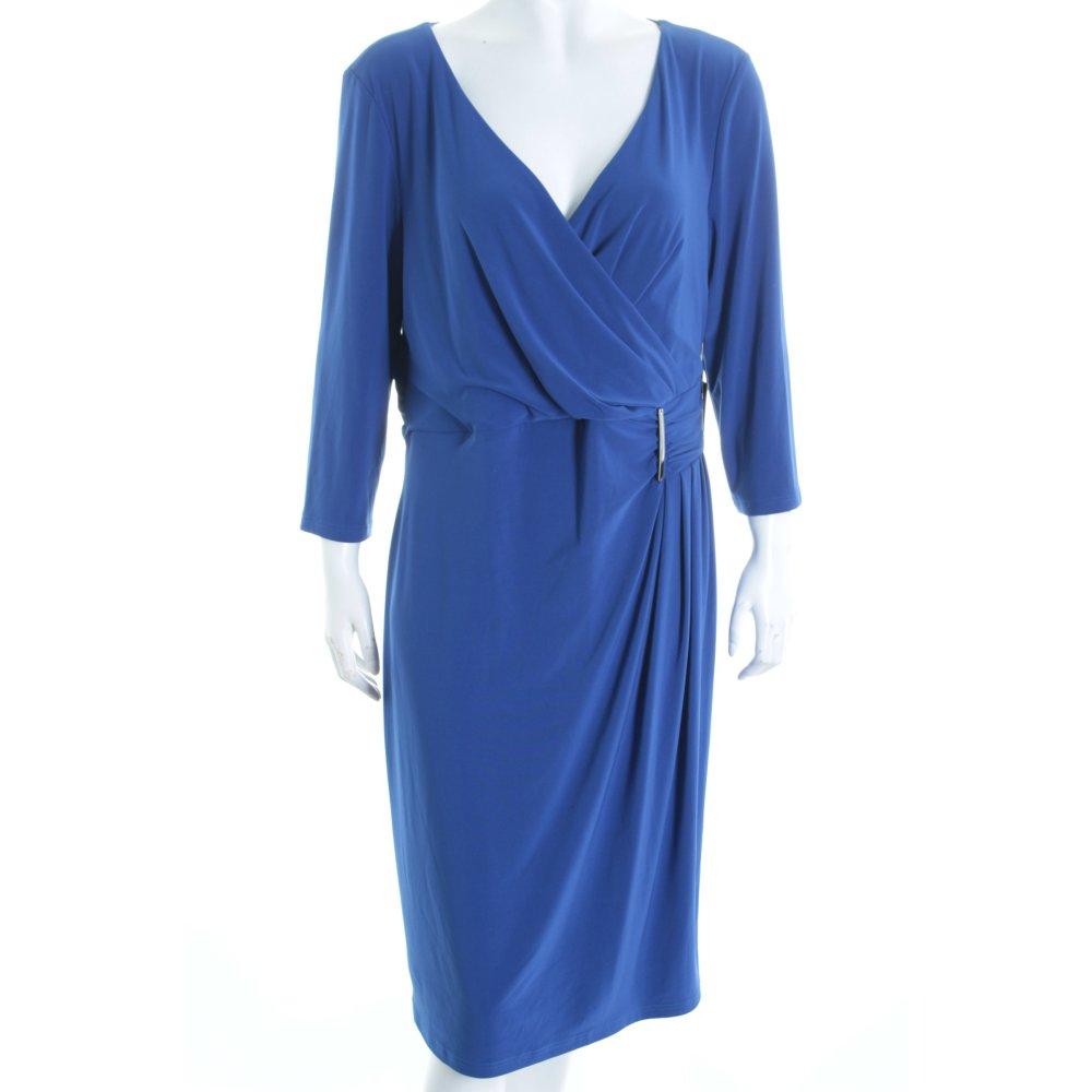 vera mont corsagenkleid blau party look damen gr de 44. Black Bedroom Furniture Sets. Home Design Ideas