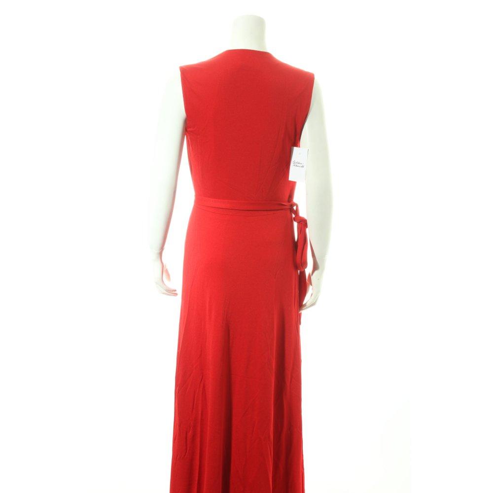 vera mont kleid rot eleganz look damen gr de 38 dress ebay. Black Bedroom Furniture Sets. Home Design Ideas