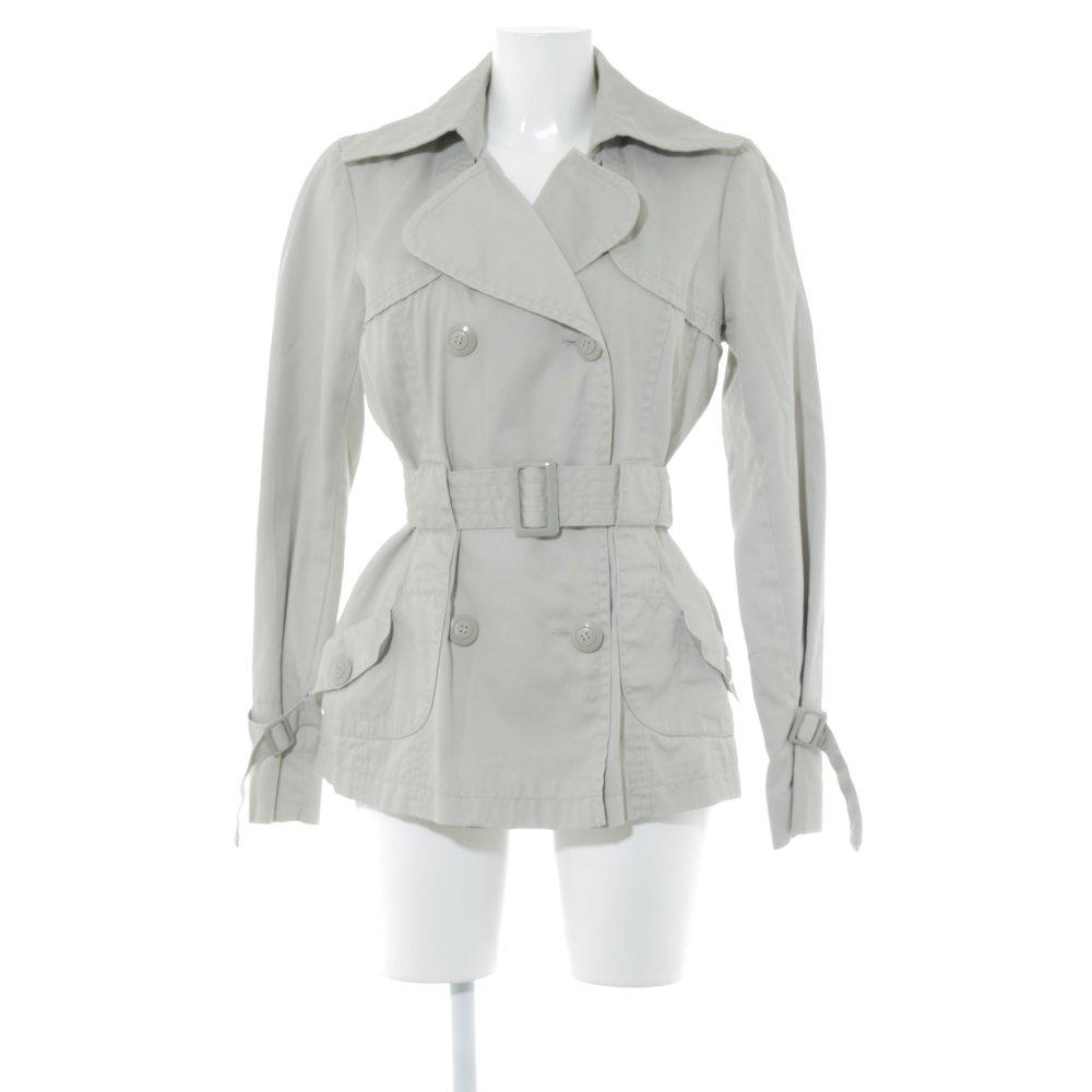 sehr schön näher an spätester Verkauf Details zu VERO MODA Trenchcoat creme Business-Look Damen Gr. DE 38 Mantel  Coat Trench Coat