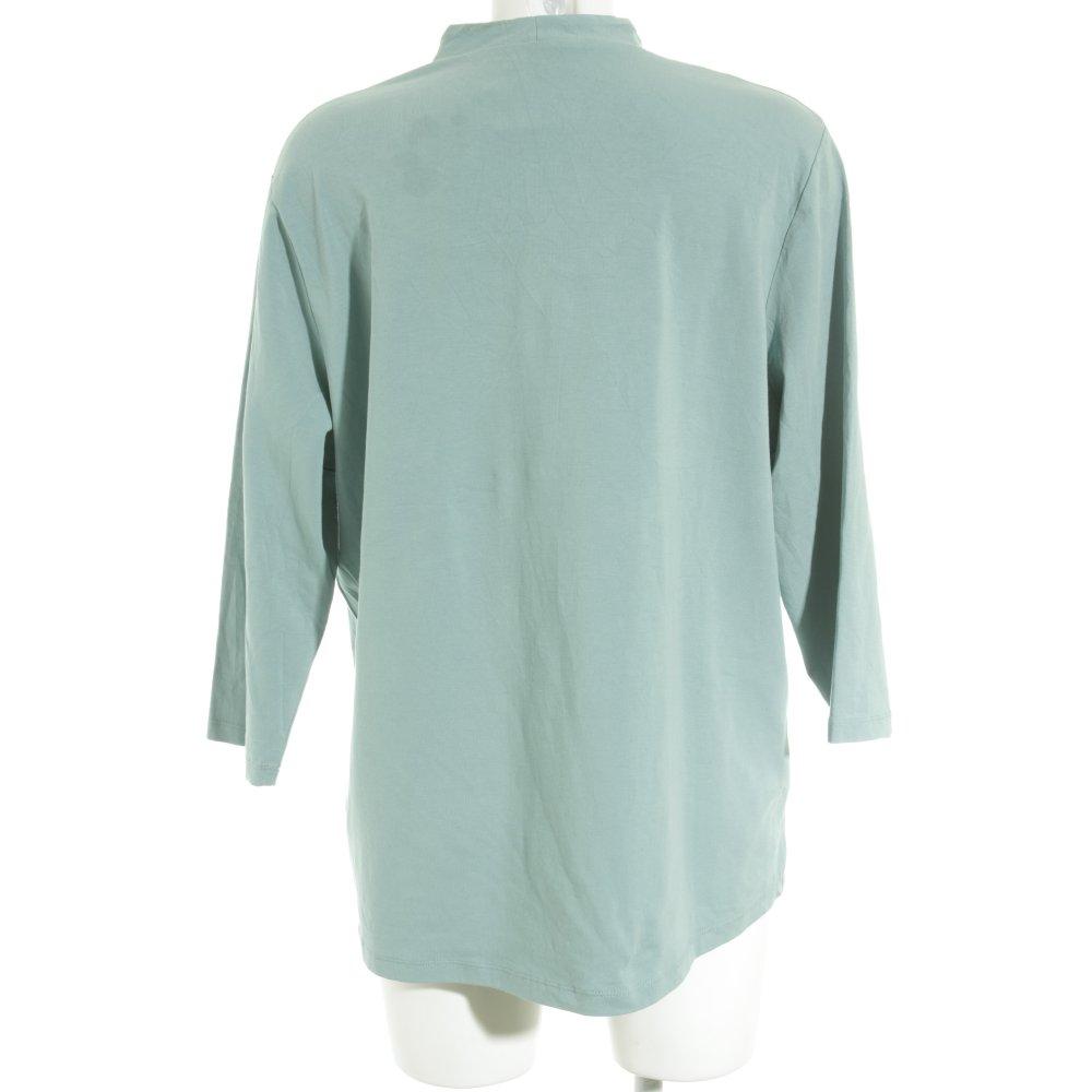 via appia due longsleeve graugr n casual look damen gr de 48 shirt ebay. Black Bedroom Furniture Sets. Home Design Ideas