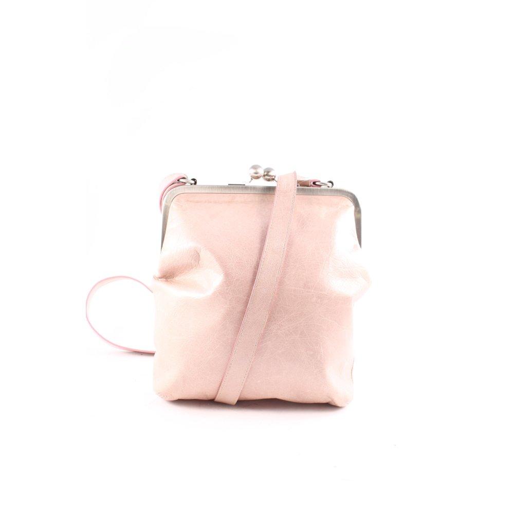 Volker lang shoulder bag ros classic style womens pink for Klassischer stil