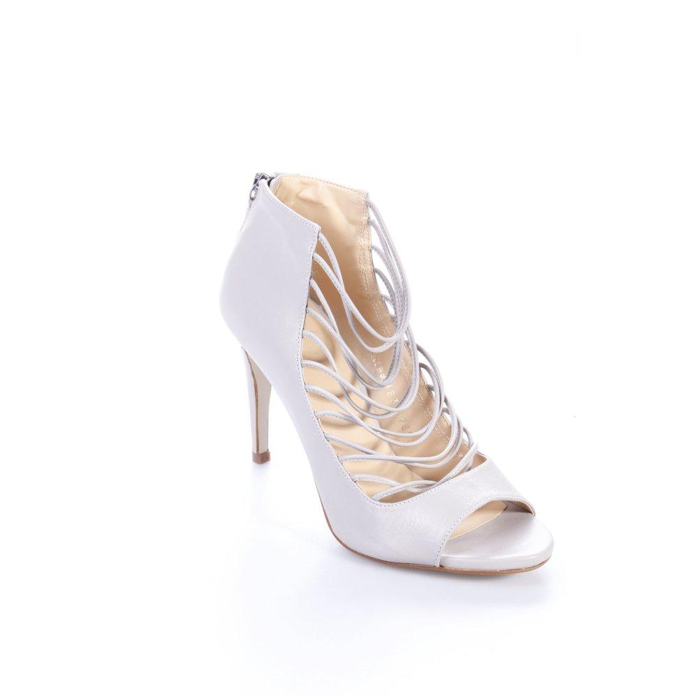 wallis high heels grau damen gr de 39 pumps leder. Black Bedroom Furniture Sets. Home Design Ideas