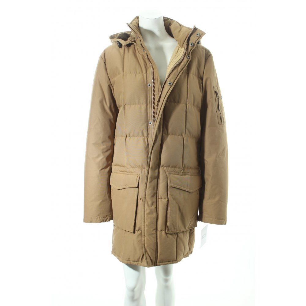 woolrich daunenjacke blizzard damen gr de 38 camel jacke jacket ebay. Black Bedroom Furniture Sets. Home Design Ideas