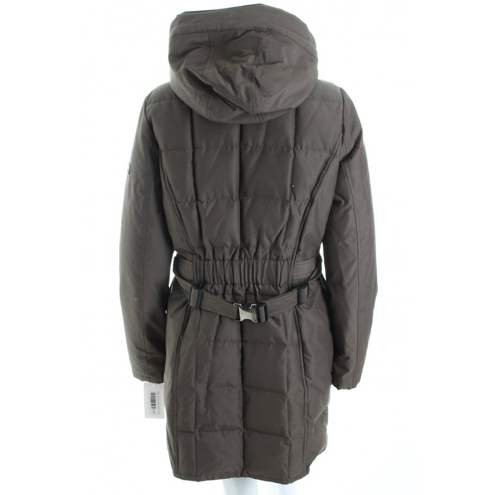 woolrich parka blizzard parka gr ngrau damen gr de 40 jacke jacket ebay. Black Bedroom Furniture Sets. Home Design Ideas