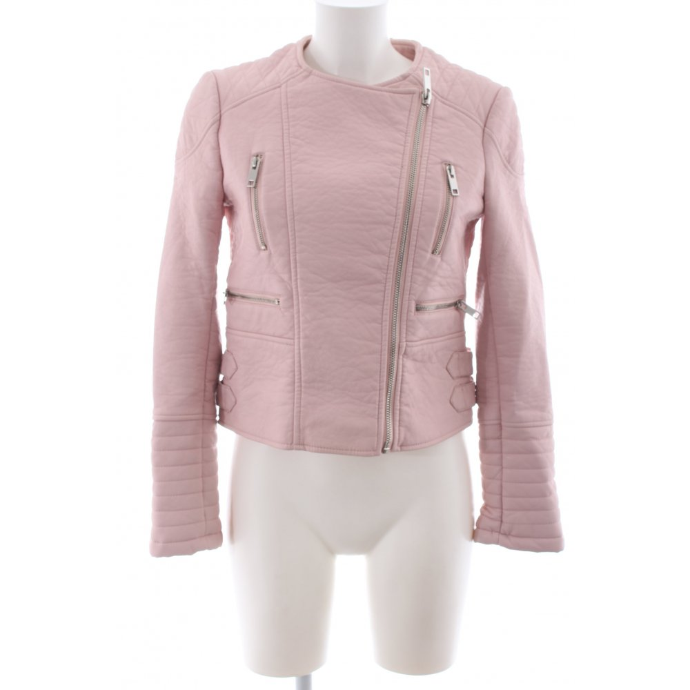Abrigos y chaquetas Casual Zara Rosa para Mujeres | eBay