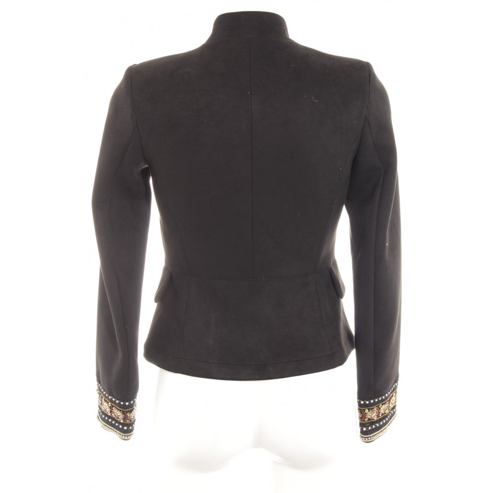 zara basic giacca zip