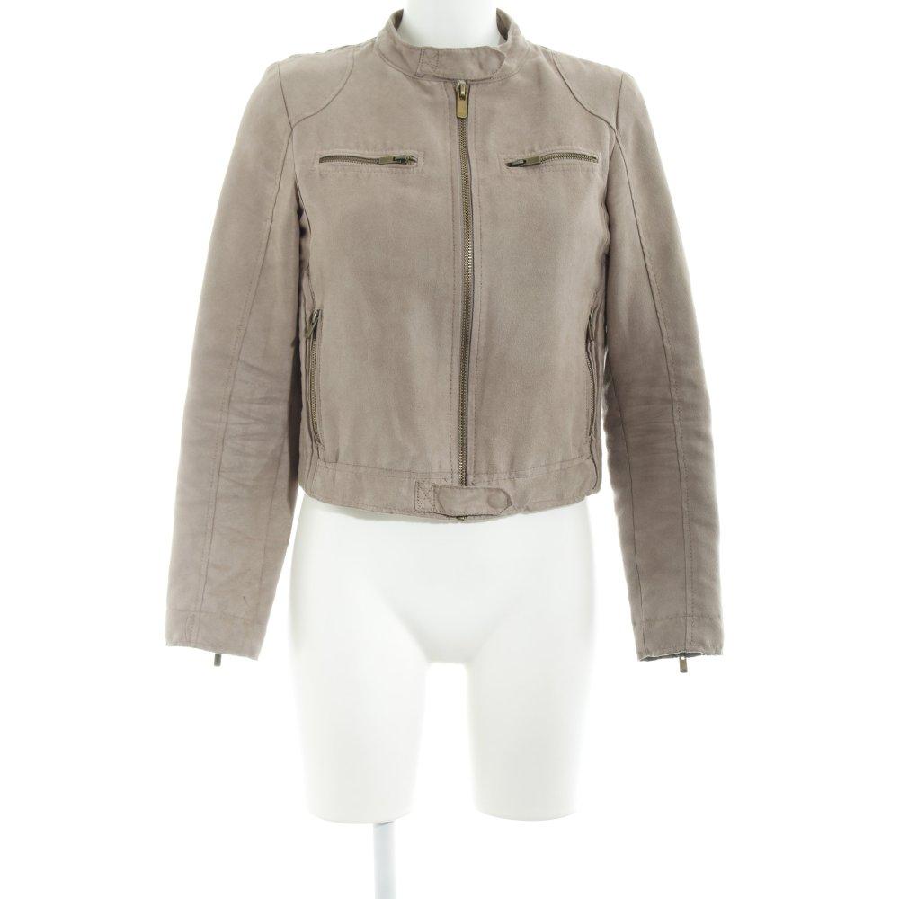 Giacche Zara in Poliestere Marrone taglia S International