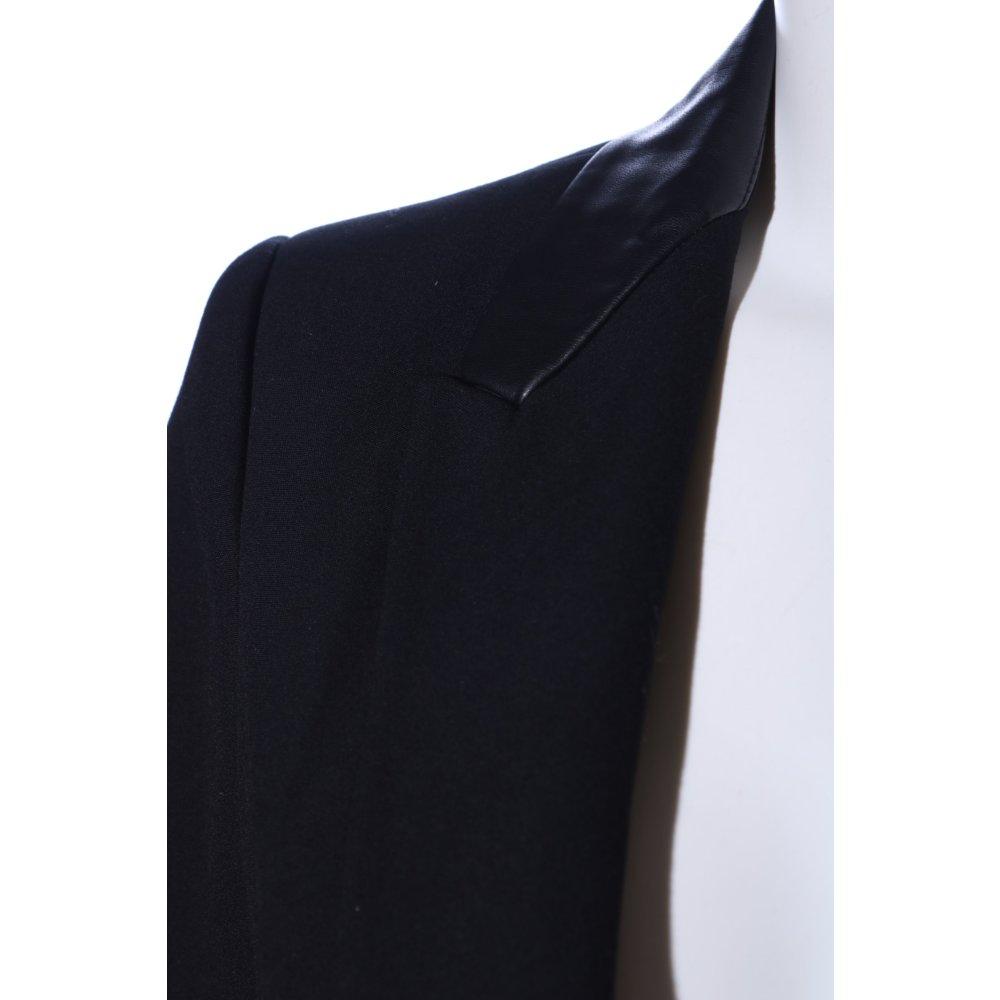 ZARA Veste de smoking noir style d'affaires Dames T 38
