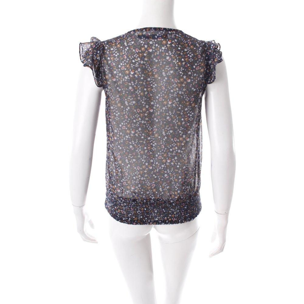 Zara Blouse With Transparent Details 10