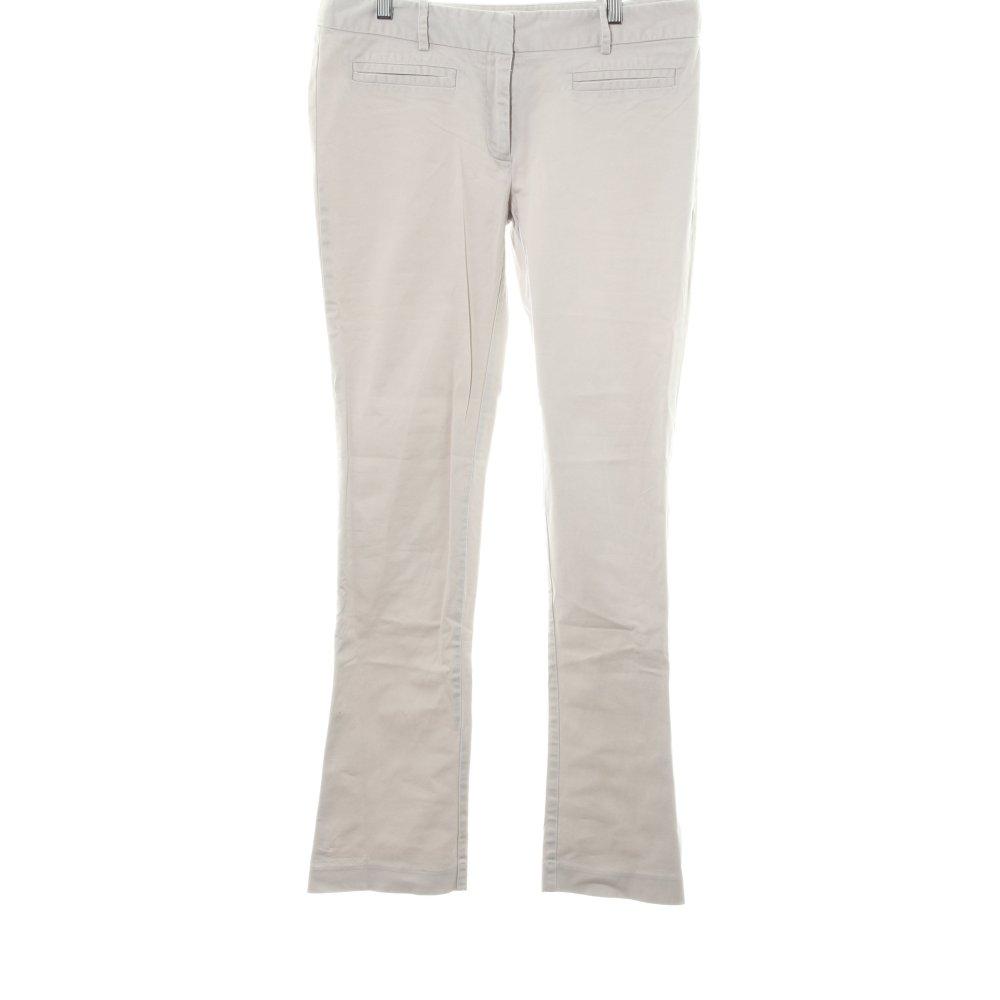 Pantalones Zara Beige talla XS International de en Algodón