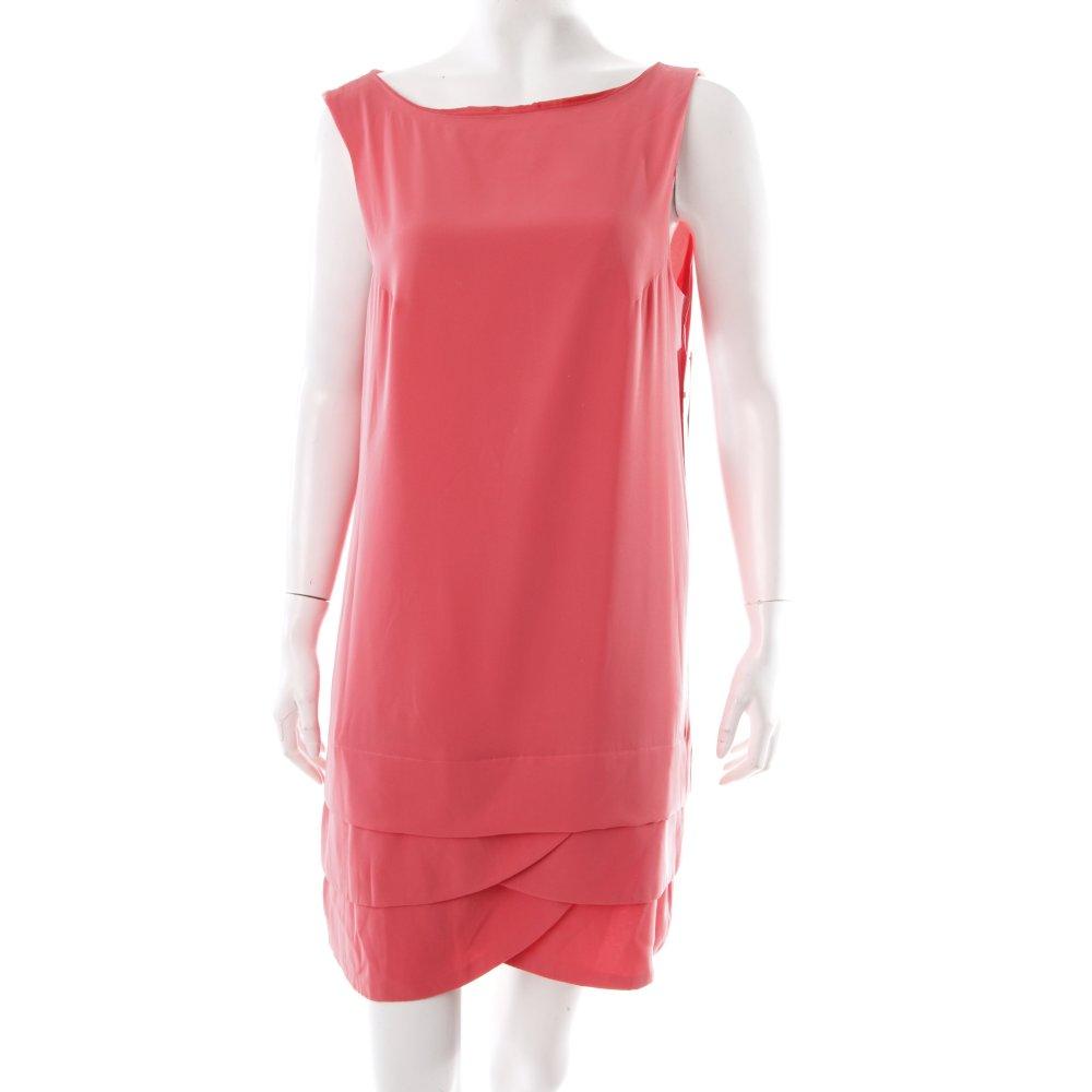 Zara kleid lachs klassischer stil damen gr de 38 dress ebay for Klassischer stil