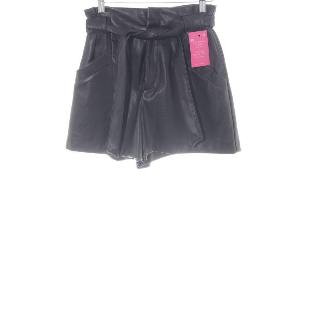 Zara Pelle Stile Classico Taglia Nero 40 Ebay Donna Pantalone In It RRgWq4A