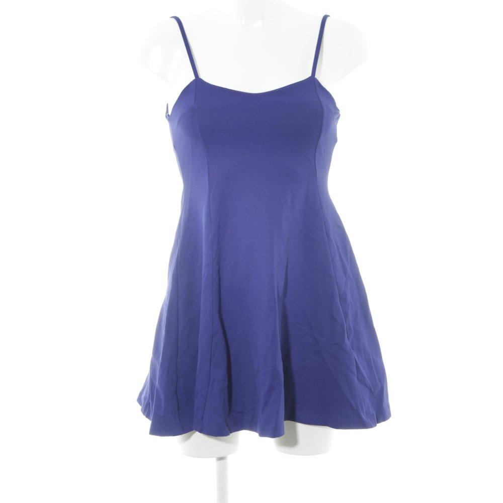 Dettagli su ZARA TRAFALUC Mini Abito blu elegante Donna Taglia IT 40
