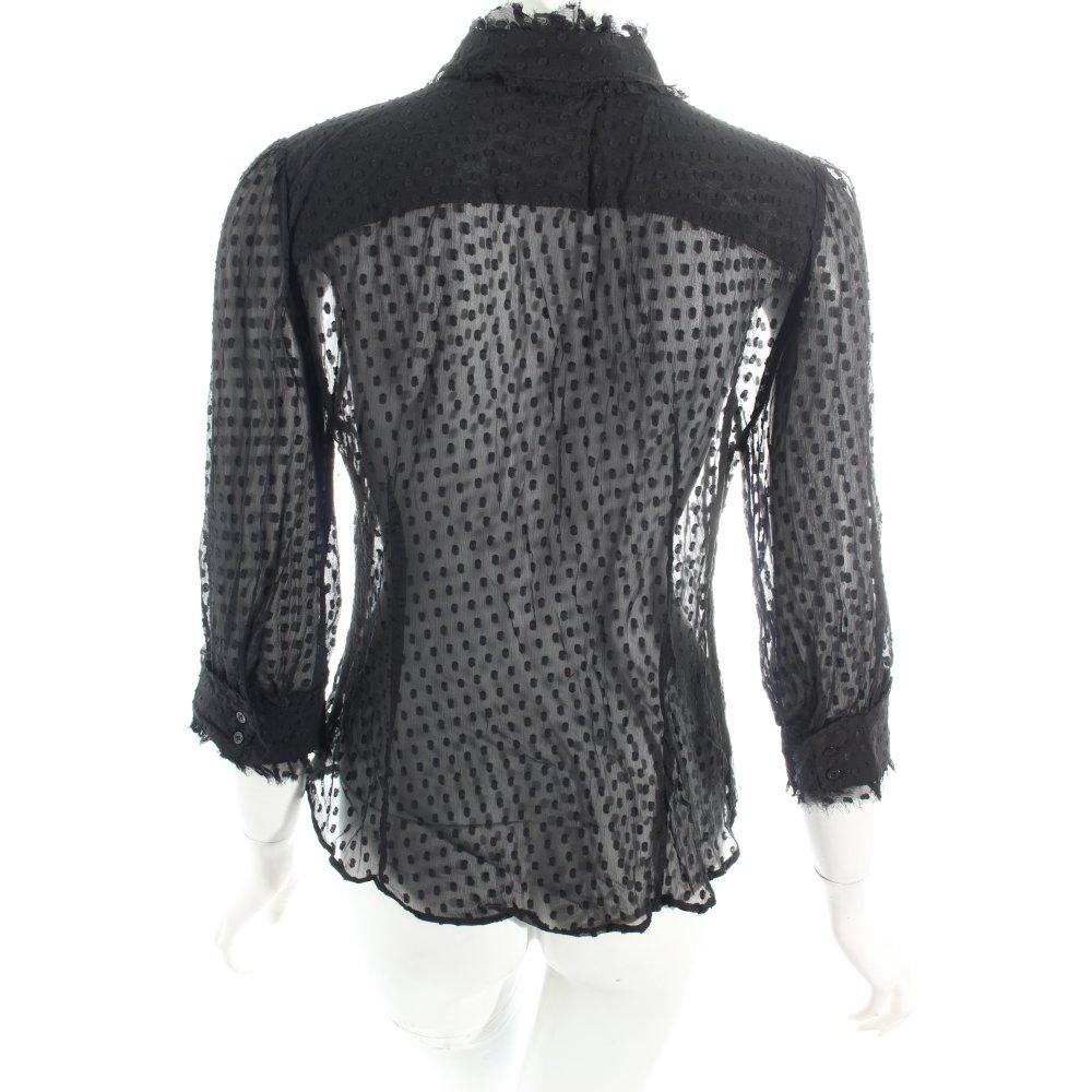 Zara Blouse With Transparent Details 43