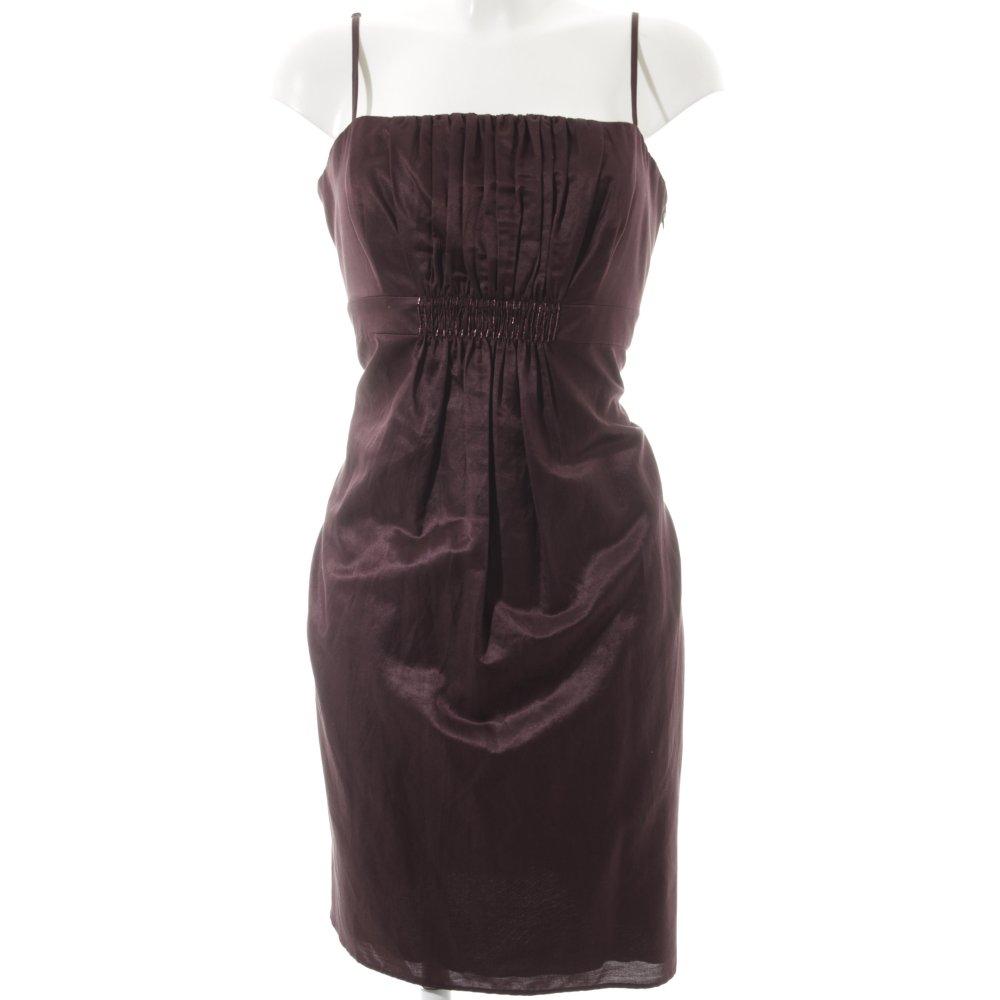 ZERO Abendkleid braunrot Elegant Damen Gr. DE 44 Kleid ...