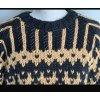 Jacquard Pullover von Zara