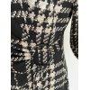 Kleid Wickel Optik Gr 34 36 S von Connected Apparel