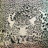 neues Codello Tuch/Schal bunt Leoprint