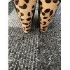 Schuhe neu echtes Leder und Fell 37