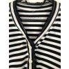 susskind Shirt Jacket black-white