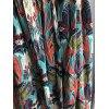 Topshop Kleid Sommerkleid kurzes Kleid blaues Kleid bunt Minikleid Baumwollkleid Strandkleid Kate Moss