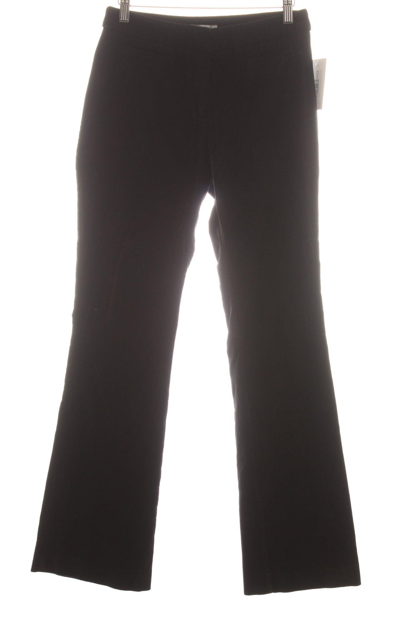 h m marlenehose schwarz eleganz look damen gr de 38 hose. Black Bedroom Furniture Sets. Home Design Ideas
