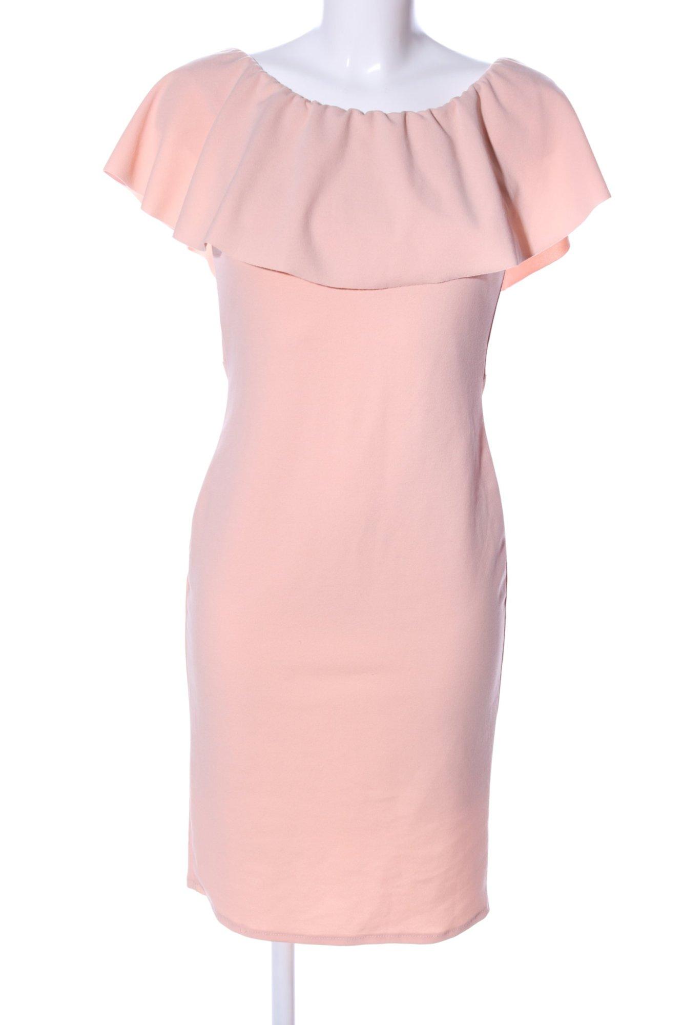 details zu pink lady cocktailkleid nude elegant damen gr. de 36 kleid dress  cocktail dress