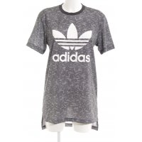 Adidas Sportshirt grau sportlicher Stil